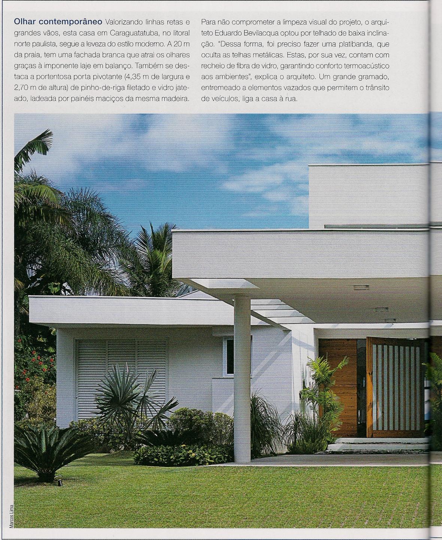Revista Arquitetura e Construção Fachadas Publicações  #664724 1180x1440 Banheiro Arquitetura E Construção